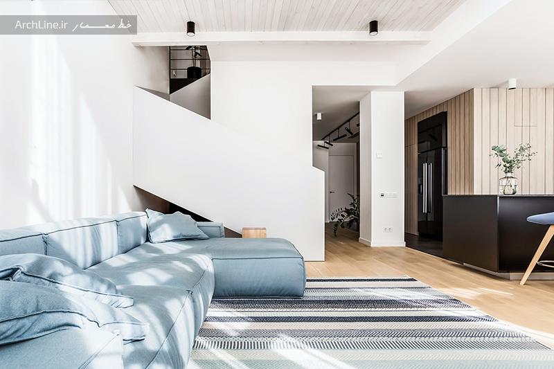 دکوراسیون خانه آپارتمانی
