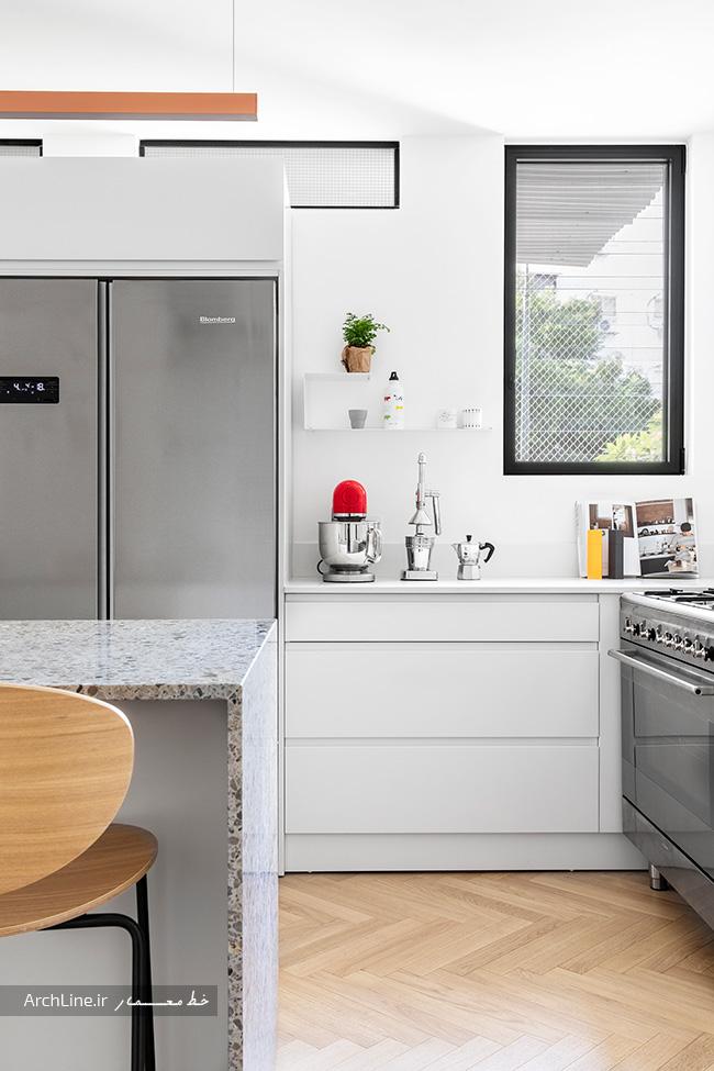 نمای داخلی خانه ساده