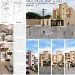 پلان دوبعدی مجتمع مسکونی