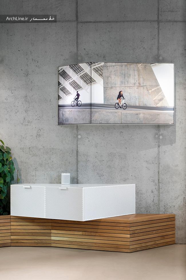 دیزاین داخلی فروشگاه