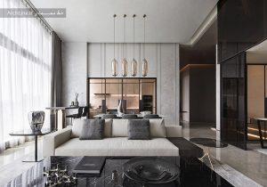 طراحی داخل آپارتمان