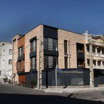 تغییرات و بازسازی ساختمان