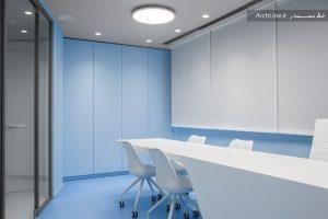 طراحی درمانگاه تخصصی
