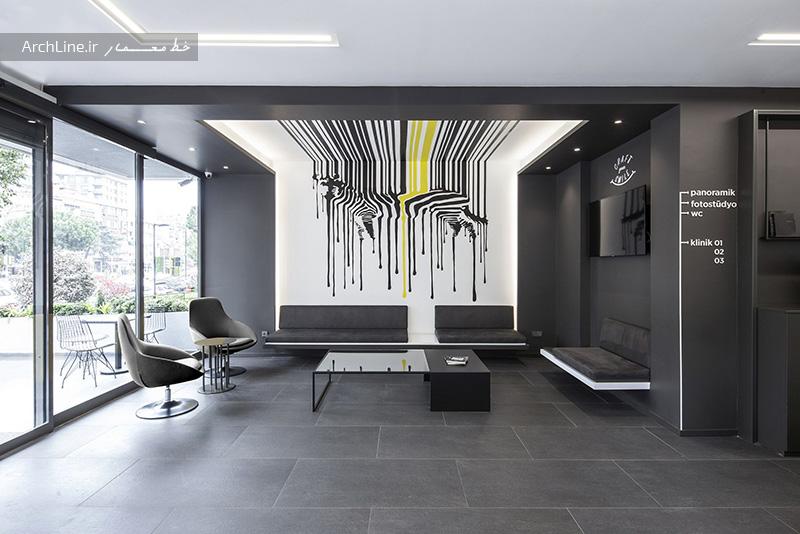طراحی فضای مطب دندانپزشکی