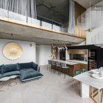دکوراسیون خانه دوبلکس مدرن