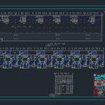 پلان تأسیسات برق ساختمان