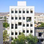 معماری آپارتمان مسکونی 16 | دقیقه