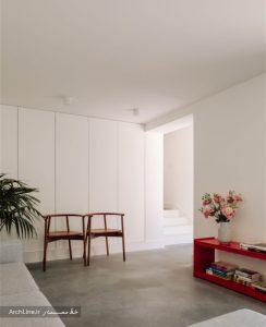 طراحی معماری ویلا ساده