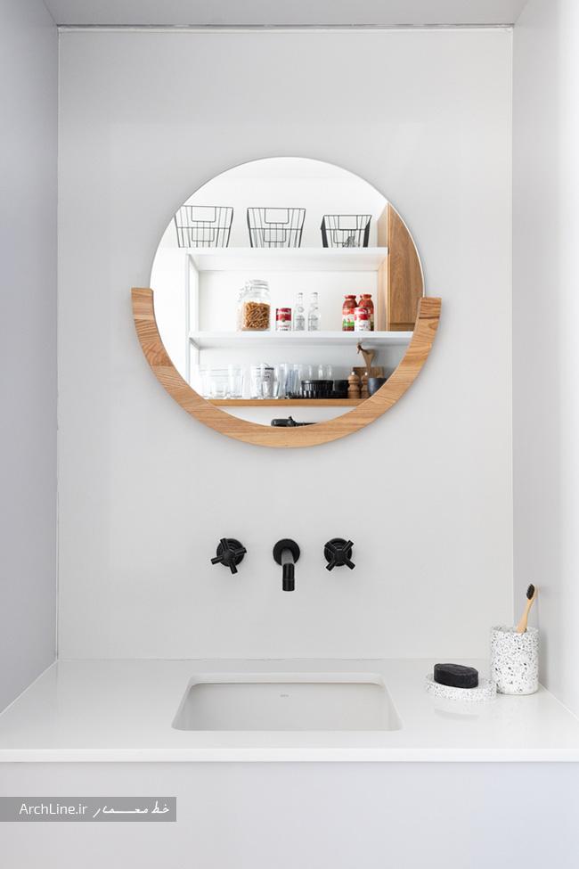 طراحی داخل خانه کوچک