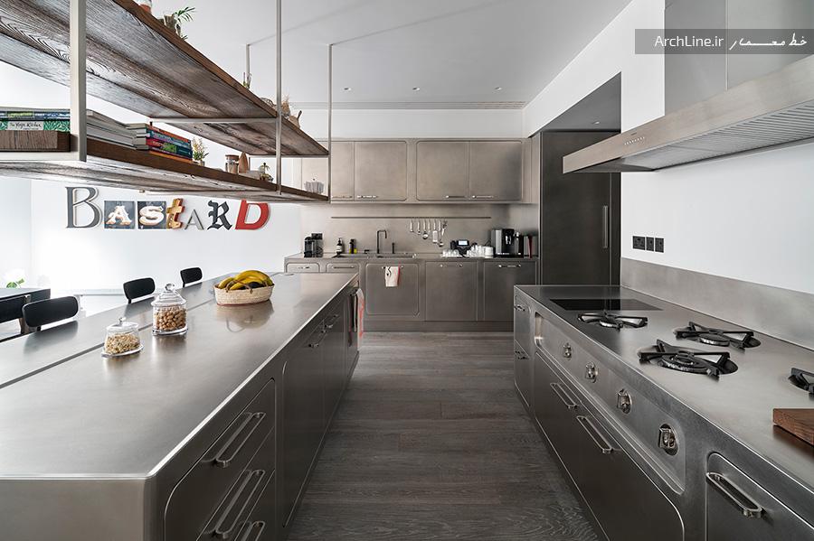 چیدمان و طراحی داخل آپارتمان