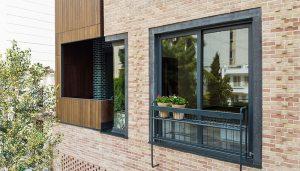 طراحی و معماری ساختمان مسکونی بهشت