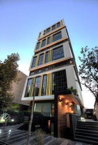 طراحی برج باغ