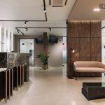 طراحی و تزیینات داخل مطب دندانپزشکی