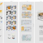 طراحی مجتمع مسکونی آموزگار