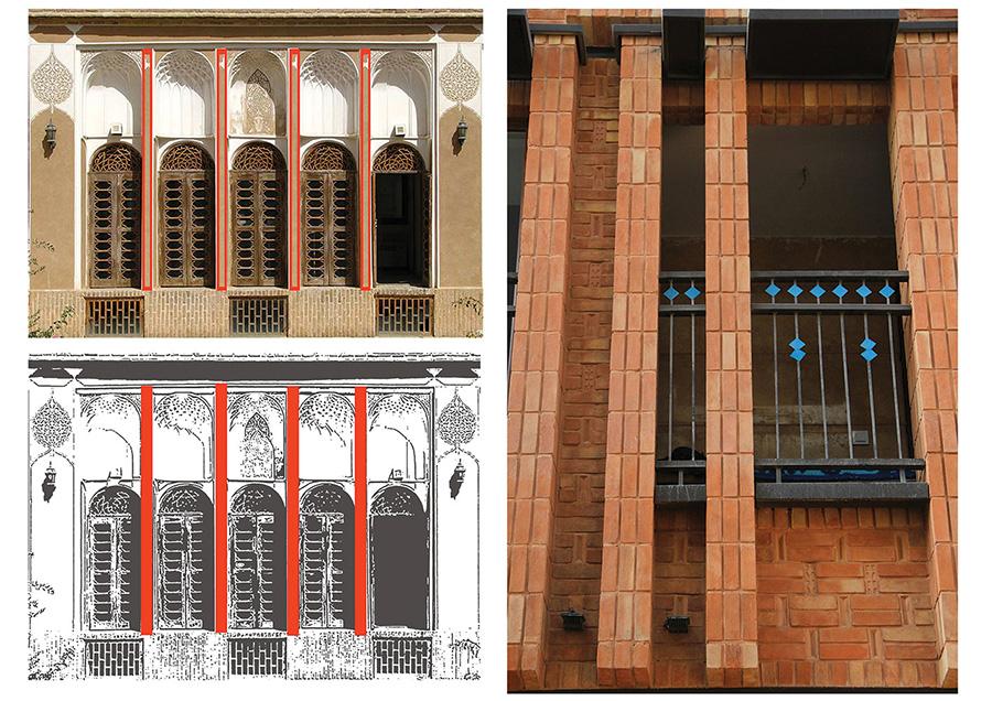 طراحی و معماری خانه عبادی ها