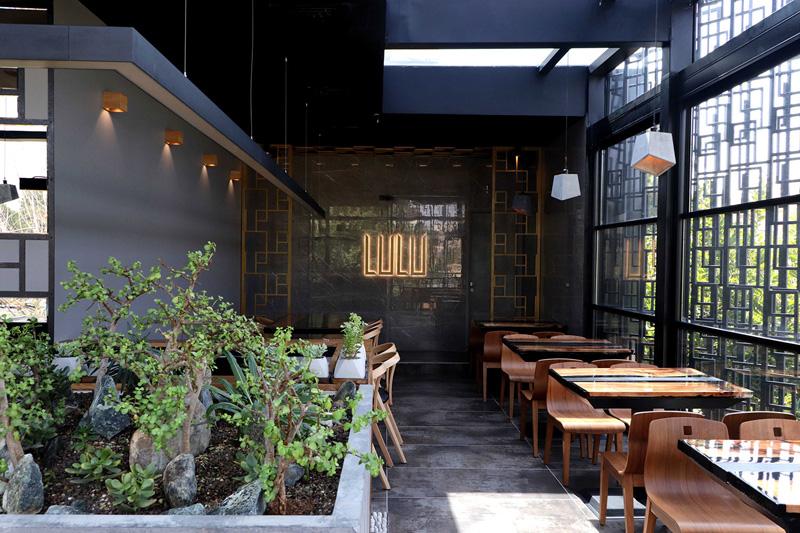 طراحی کافه رستوران لولو