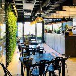 طراحی داخلی کافه رستوران آرمه