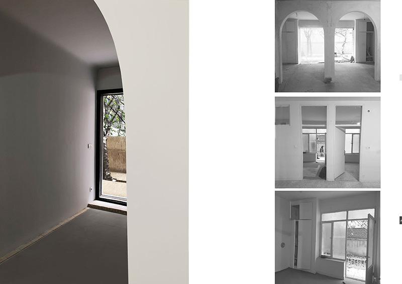 بازسازی خانه خرمالو