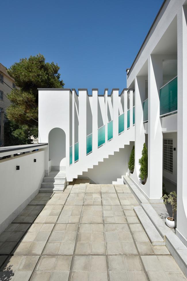 معماری خانه مادر