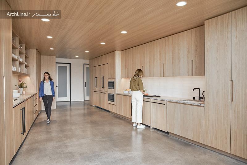 طراحی دکوراسیون دفتر کار مدرن