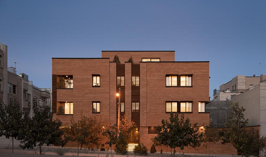 طراحی و معماری خانه شماره 11