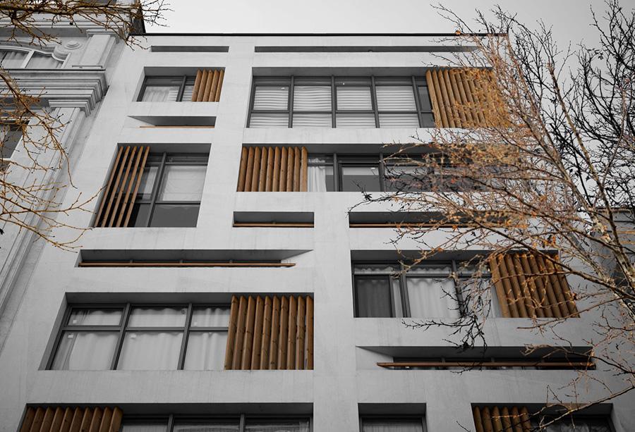 طراحی و معماری ساختمان دروس
