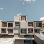 معماری ساختمان مسکونی باغ به