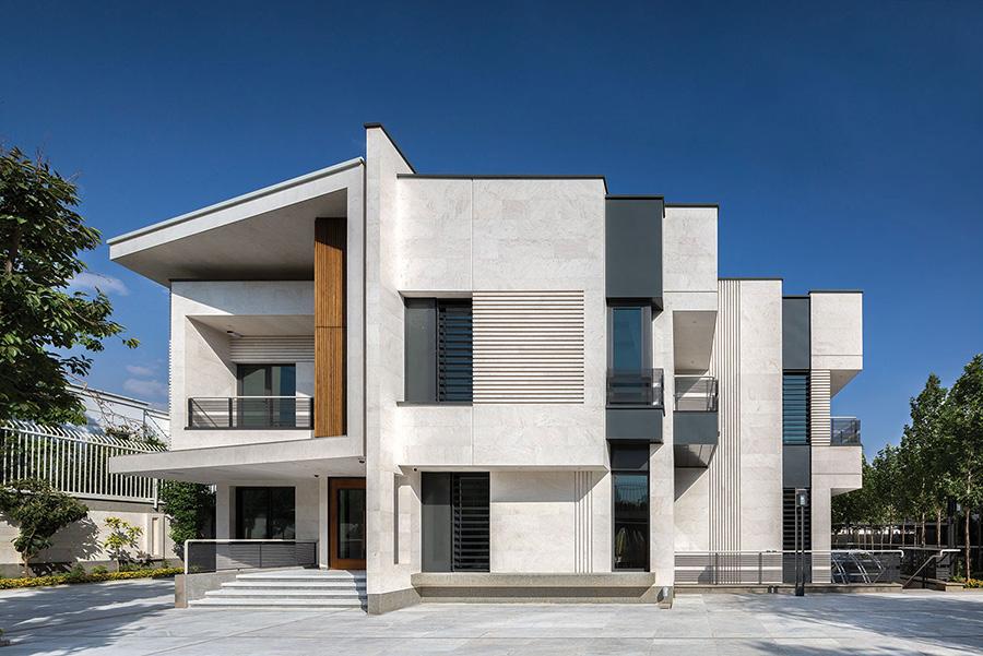 طراحی و معماری خانه 32 الف