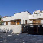 معماری خانه پلاک یک