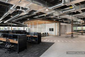 معماری داخلی اداری