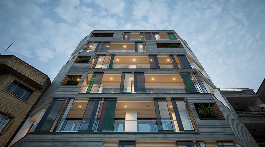 معماری ساختمان اداری 23