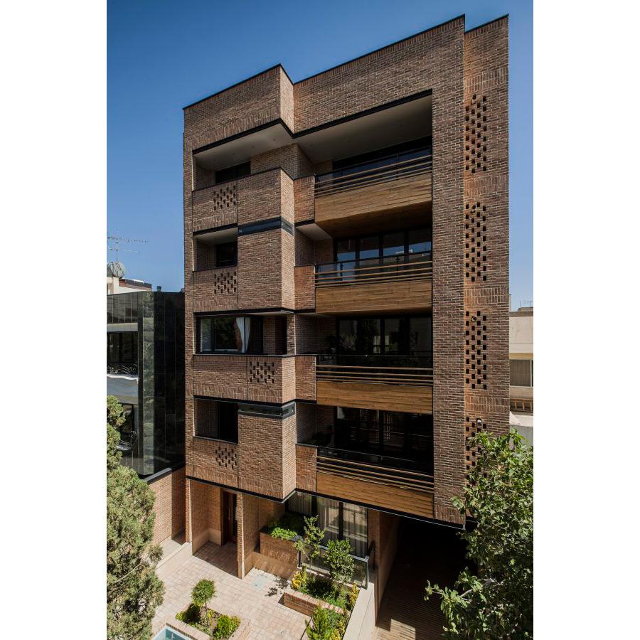 معماری آپارتمان مرداویج