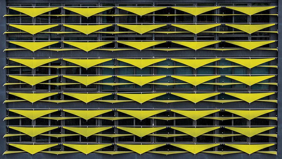 معماری ساختمان تجاری ـ اداری مصانیک