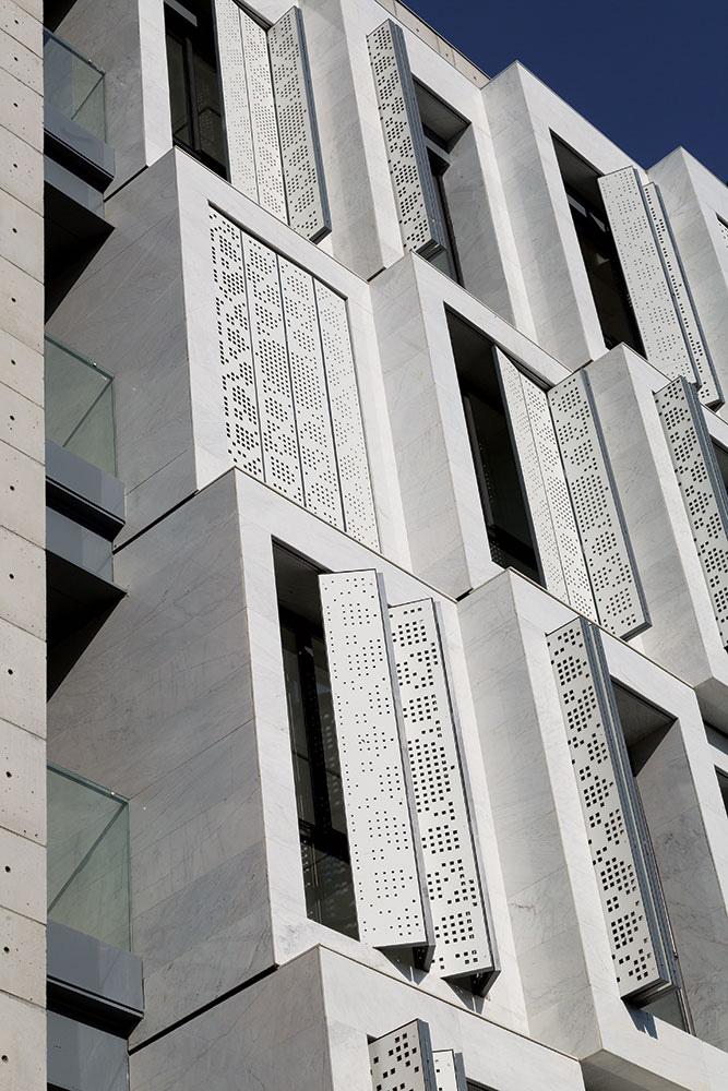 معماری ساختمان اداری اشراقی
