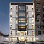 معماری ساختمان اداری مهرکاناز