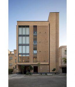 معماری ساختمان مسکونی پیوند
