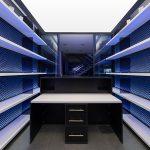 دکوراسیون داخلی فروشگاه سارنگ سامانه
