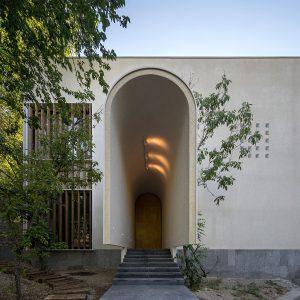 طراحی و معماری ویلا مادی