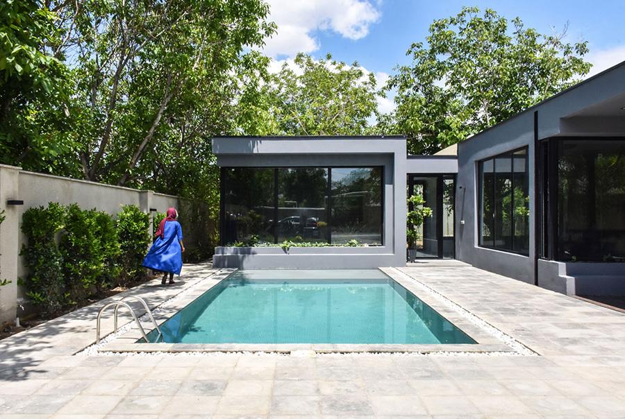 معماری ویلای M & G