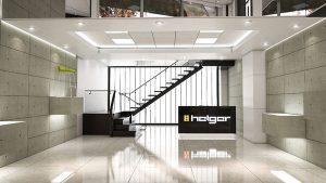 طراحی داخلی فروشگاه مبل