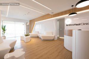 طراحی داخلی مطب ارتوپدی