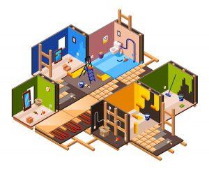 طراحی داخلی منزل در تهران