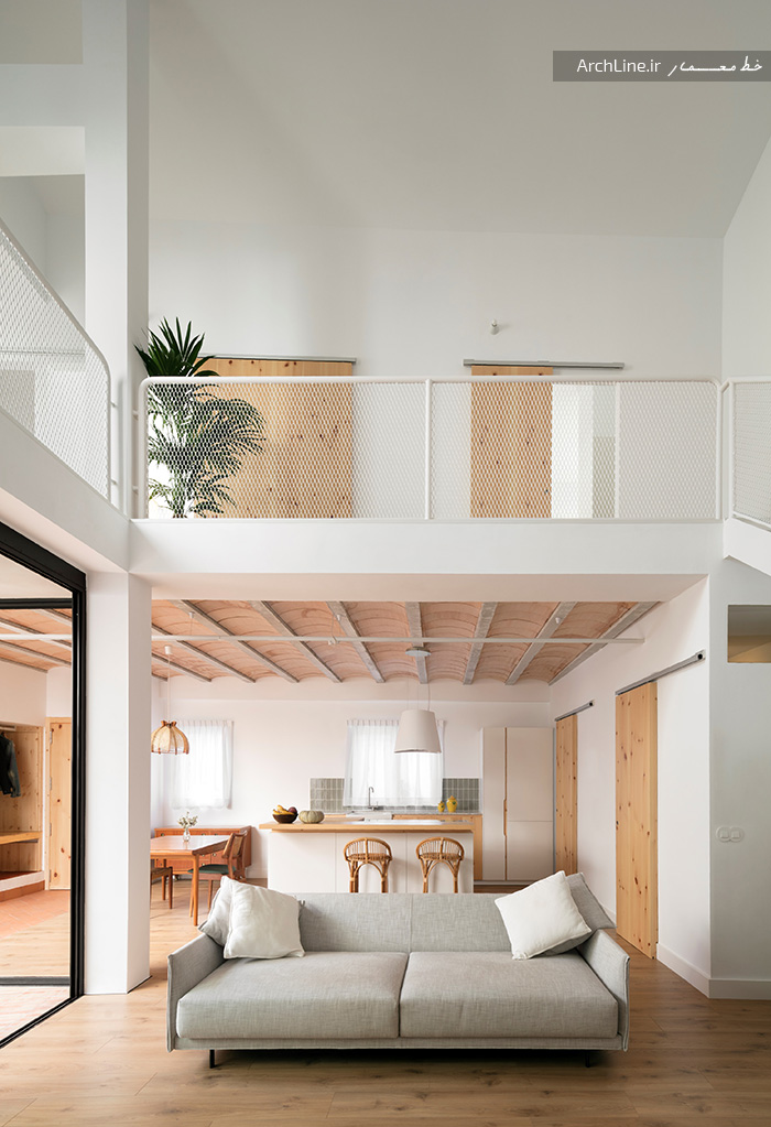 طراحی نمای داخلی خانه