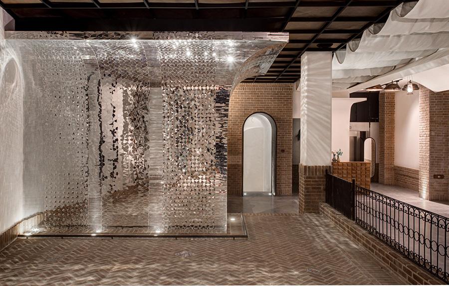 طراحی بوتیک رستوران خان