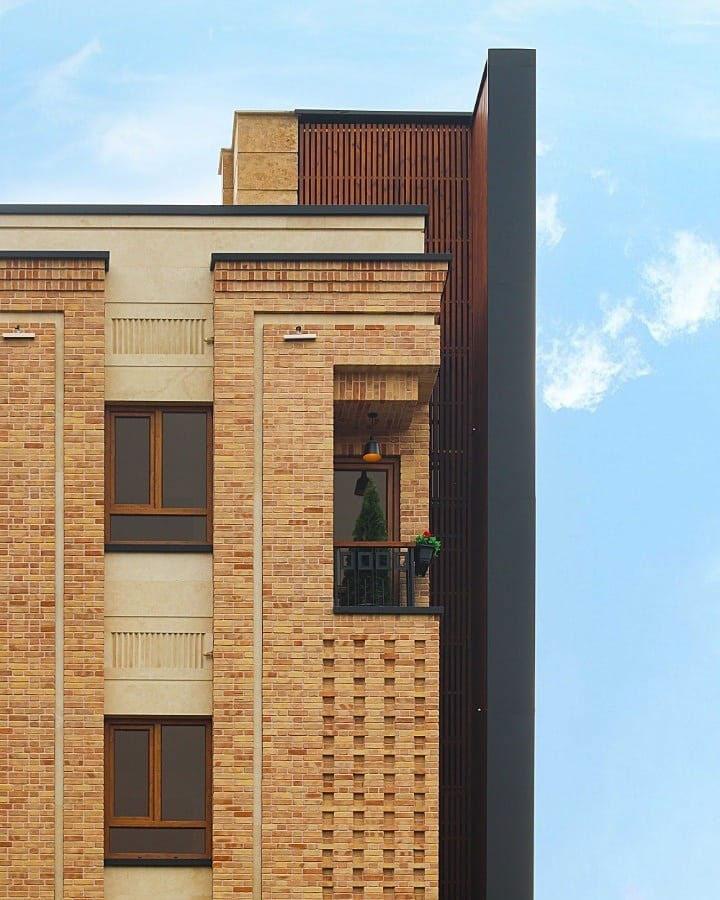 طراحی و معماری سرای مهراز