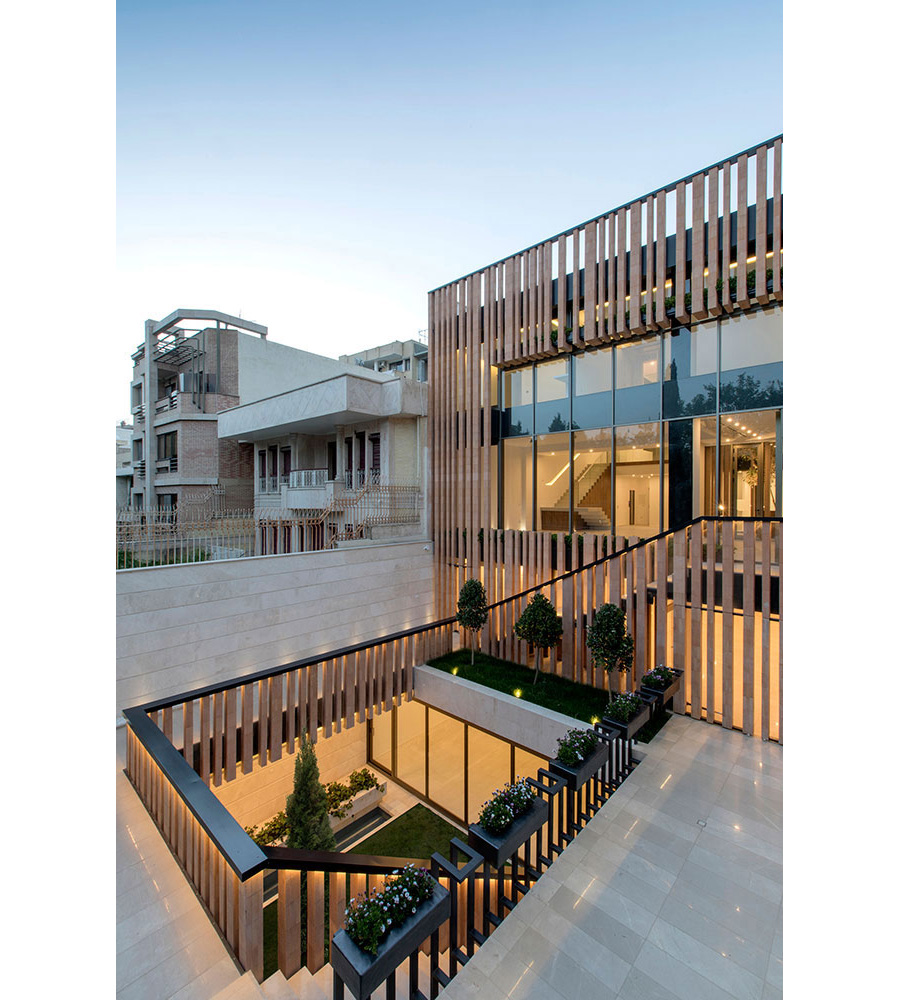 معماری خانه اردیبهشت