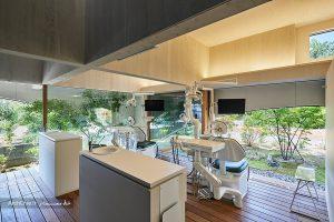 دکوراسیون داخلی کلینیک دندانپزشکی