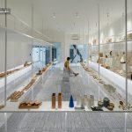 دکور مغازه صنایع دستی