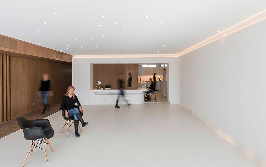 طراحی و بازسازی خانه مهر