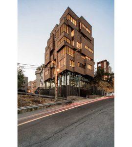 معماری خانه دربند